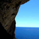 Glorious views out to sea from Arta's Coves and Caves, East Majorca