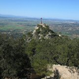 East Majorca view from Santuari de Sant Salvador.