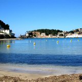 Port de Soller. A beautiful family friendly beach Bay