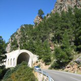 Take the Majorca West coast highway to Deia, the stunning C710
